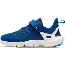 Nike Free Run 5.0 Kinder Ps Indigo Force / Tief Königsblau Jugend Schuhe