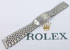 ROLEX Armband für Chronographen / Bubble Back - hohle Elemente - extrem selten