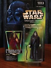Star Wars Kenner The Power of the Force Emperor Palpatine 1996 MINT