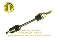 1 LHS Suzuki Swift SA SF 1.3L Manual New CV Joint Drive Shaft 11/90-7/00
