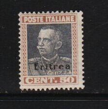 Italian Eritrea - #108 mint, cat. $ 24.00