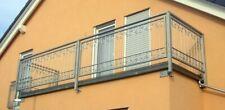 Balcon Railing Grille Monaco-Z120/200 Zinc