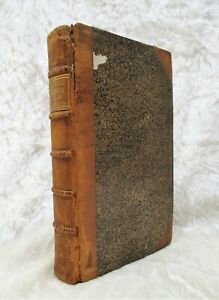1755 CRIMINAL LAW Georg Meister PRINCIPIA JURIS CRIMINALIS Rare FIRST ED. Latin