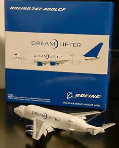 1:400 JC400 B747-400LCF Dreamlifter N780BA **FLAPS DOWN**