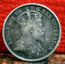 Very Nice Better Date and Grade 1903 Silver 5 Cent from Canada KM# 13