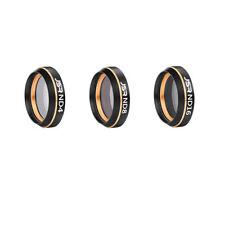 Screwed ND4 + ND8 + ND16 Neutral Density Lens Filter Kit for DJI Mavic Air
