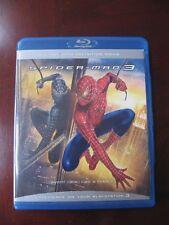 Spider-Man 3 Blu-Ray Disc High Definition Movie