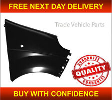 NISSAN PRIMASTAR 2000-2014 FRONT WING DRIVER SIDE NEW INSURANCE APPROVED