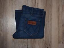 Wrangler Low Waist Jeans EVASE w29 l32 Bell Bottom 70´s Style