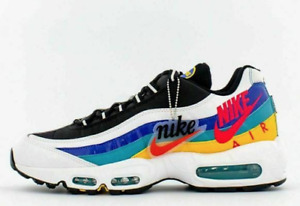 "Nike Air Max 95 SE ""Windbreaker"" Casual Running Shoes For Men Size 8.5  &  10"