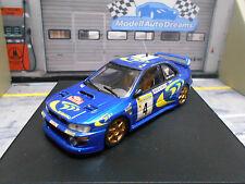 Suraru impreza wrc rallye monte carlo 1997 winner #4 Liatti trofeu sp 1:43