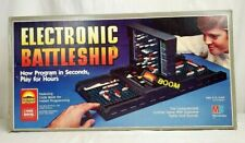 Vintage 1982 Milton Bradley ELECTRONIC BATTLESHIP Game #4750 COMPLETE & TESTED