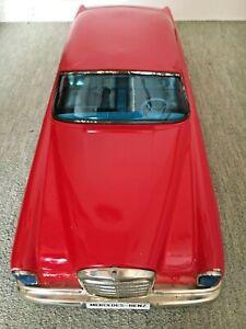 Ichiko Big 600mm Tin Toy Mercedes Benz 300 Vintage Rare from Japan