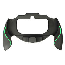 ZedLabz soft touch controller grip handle attachment for Sony PS Vita 1000 green
