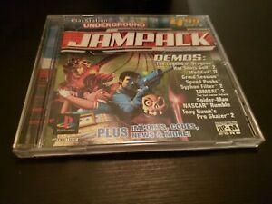 PlayStation Underground Jampack: Summer 2K (Sony PlayStation PS1) CIB Complete