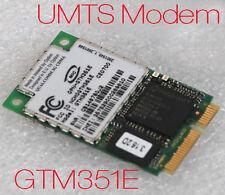 Qualcomm 3g gtm351 UMTS GPS módem para Panasonic cf-18 nuevo embalaje original New opn-gtm351e