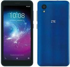 """ZTE Blade L8 - 5""""Display -16GB, Android P Go-GSM Unlocked-Blue"""