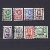 SOMALILAND 1951, SG# 125-135, CV £27, part set, animals, Used