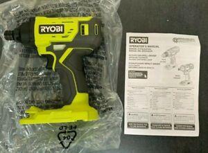 Brand New Ryobi P235AVN (R18ID2) 18V One+ Cordless Impact Driver - Bare Tool
