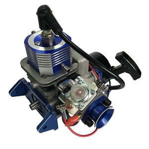 26CC Gasoline Water-cooled CNC-Edition Engine  For RC Boat Model
