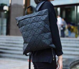 Fashion BaoBao Bao Bao  Backpack  Geometry Sac Backpack