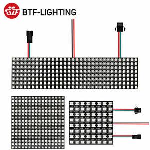 WS2812B LED Panel Chip 8x8/8x32 Pixels Full Color Panel Screen Addressable 5V