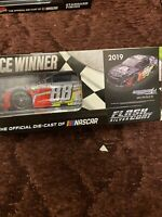 Alex Bowman 2019 Axalta First Cup Series Win 1:24 Flashcoat Silver