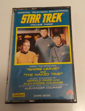 Star Trek Original Television Soundtrack Volume 3 Crescendo GNP5 8030 cassette