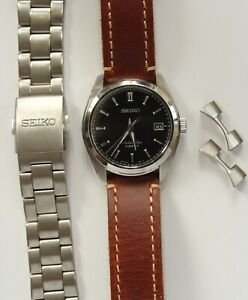Seiko SARB033 Automatic Wrist Watch for Men Bracelet and Strap
