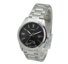 -Casio MTP1302D-1A1 Men's Metal Fashion Watch Brand New & 100% Authentic