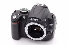 Nikon D D5000 12.3 Mp Digital SLR Camera - Nero (solo Corpo)