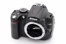 Nikon D D5000 12.3 MP Digital SLR Camera - Black (Body Only)
