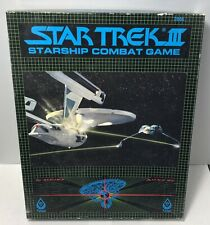 Star Trek III Starship Combat Game 2006/Game Was Never Used/Perfect Condition