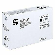 HP CF226X 26X High Yield Toner Cartridge - Black