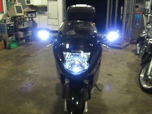 Honda CBR1100 Blackbird Clear Turn Signal / Indicator / DRL Switchback Kit