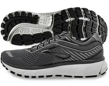 Brooks Ghost 12 Mens Shoe Black/Pearl/Oyster multiple sizes New In Box