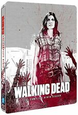 The Walking Dead Season 9  (Limited Edition Steelbook) [Blu-ray]