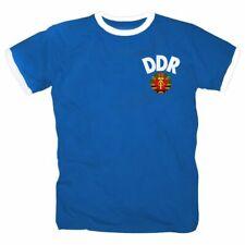 DDR Ostdeutschland East Germany Osten Mannschaft Flag Retro T-Shirt S-3XL