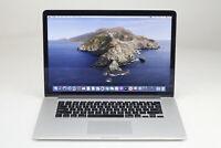 """Apple MacBook Pro 2013 A1398 Retina 15"""" i7 2.0 512GB SSD 8GB Ram ME293LL/A OSX"""