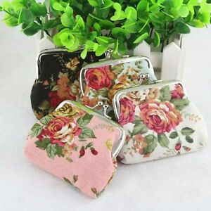 Fashion Womens Girls Coin Holder Coin Purse Clutch Mini Purse *FREE DELIVERY*