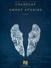 Coldplay Ghost Stories Sheet Music Piano Vocal Guitar SongBook NEW 000130785