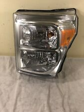 MPH 05-07 F-250 Super Duty OEM Driver /& Passenger Replacement Headlights Lamps Assembly