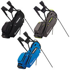 TaylorMade Golf Club Bags with Stand Mechanism