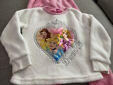 Girls Disney Princess Pyjamas 4-5 Years