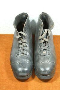 alte Leder Fußballschuhe Bravo Sammler vintage