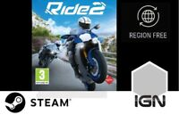 Ride 2 [PC] Steam Download Key - FAST DELIVERY