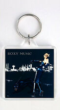 ROXY MUSIC - FOR YOUR PLEASURE LP COVER KEYRING LLAVERO