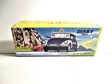 Atlas Dinky 501 - CITROEN DS19 POLICE CAR - Still sealed in box.
