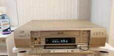 S-VHS Videorecorder JVC HR-S9600EU ohne Fernbedienung, HiFi Stereo, TBC, DNR