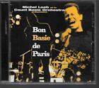 CD ALBUM 11 TITRES--MICHEL LEEB & COUNT BASIE ORCHESTRA--BON BASIE DE PARIS-2002